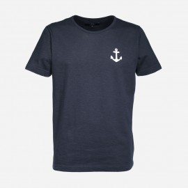 Anchor T-Shirt Indigo