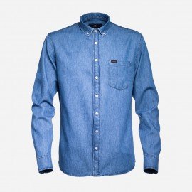 Archipelago Shirt Stone Wash Blue