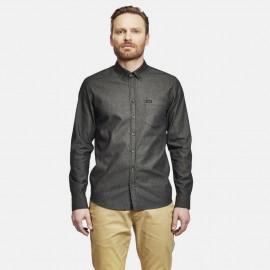 Archipelago Shirt Washed Black