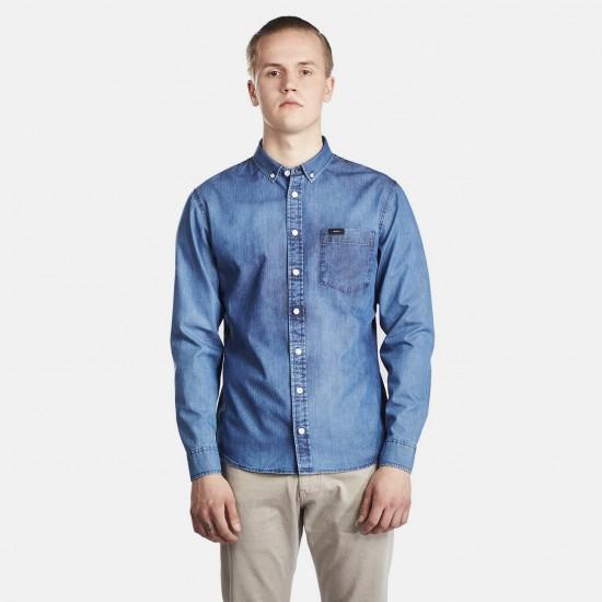 Archipelago Shirt Stone Wash Blue