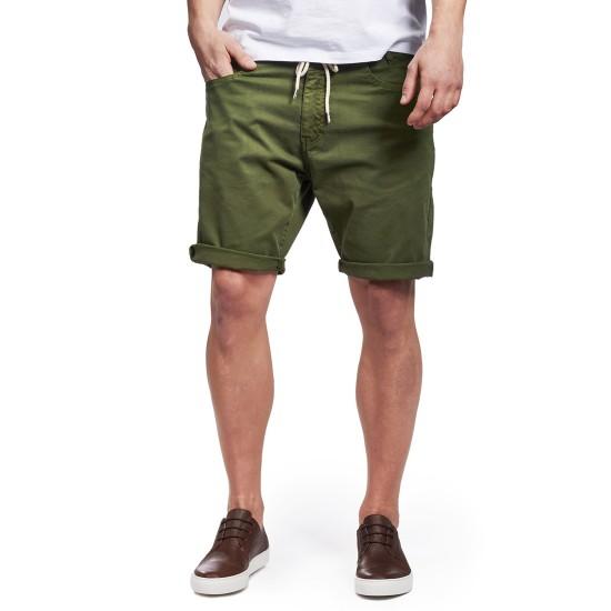 Nautical Shorts Green