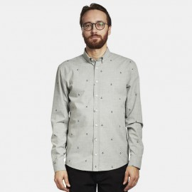 Anchors Shirt Grey