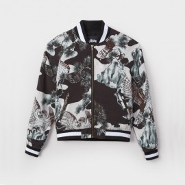 Falcon Souvenir Jacket Black