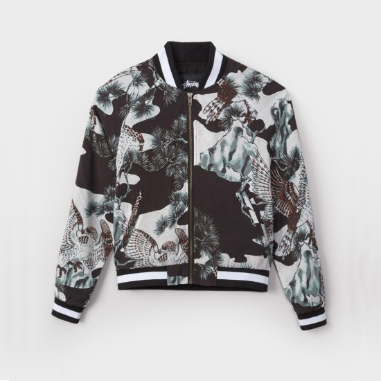 Falcon Souvenir Jacket Black