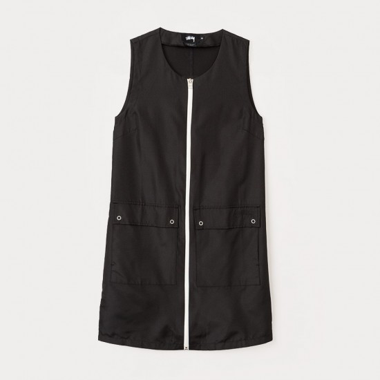 Jamboree Ripstop Dress Black