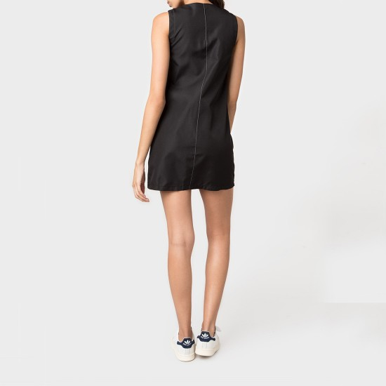 Jamboree Ripstop Dress Black
