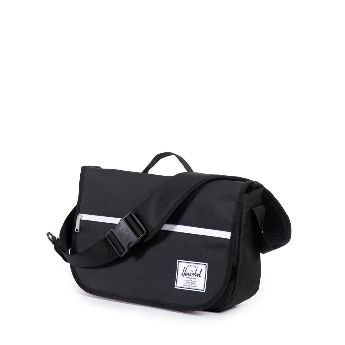 1e975168fd Herschel Supply - Pop Quiz Messenger Black - online shoulder bags