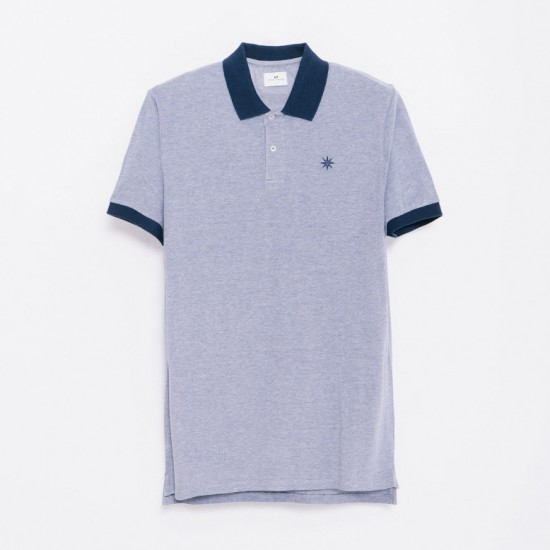 Polo Ilbarritz Heather Navy