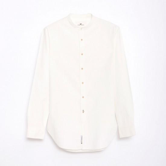 Neruda L/S Shirt Ecru