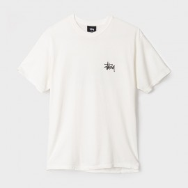 Camiseta Basic Pigmented Dyed Natural