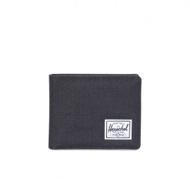Cartera Hank Wallet Coin Black/RFID