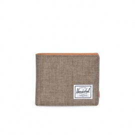 Cartera Hank Wallet Coin Canteen Crosshatch/RFID