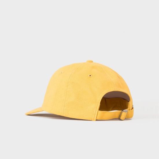 Basic Logo Low Pro Cap Mustard