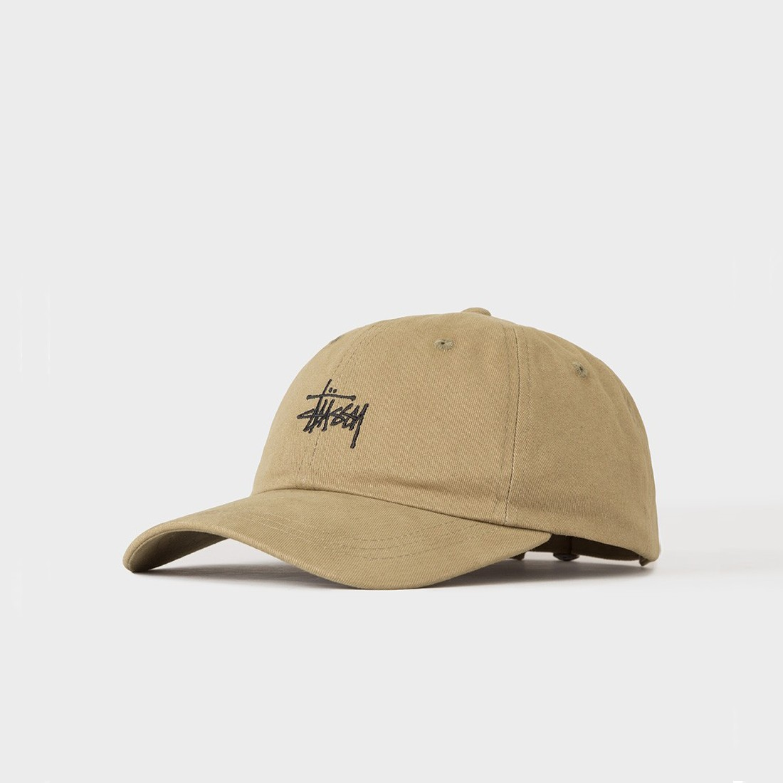 dcf0321476a Basic Logo Low Pro Cap Olive