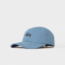 Basic Logo Low Pro Cap Blue