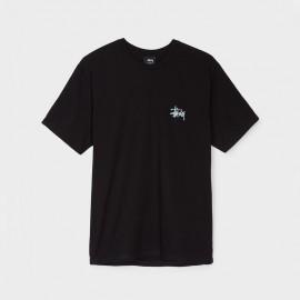 Camiseta Basic Stussy Black