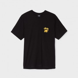 Stock Lion Tee Black