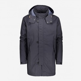 Chaqueta Fishtail Parka Navy
