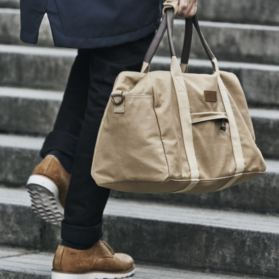 Weekend Bag Khaki