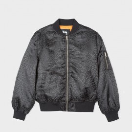 Micha Bomber Jacket Black