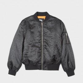 Micha Bomber Jacket Black