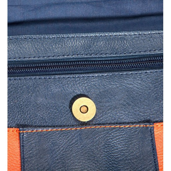 Altuago Bag Orange Navy