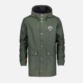 Harbour Rain Jacket Green
