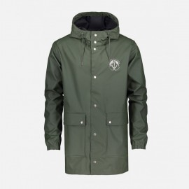 Jaqueta Harbour Rain Green