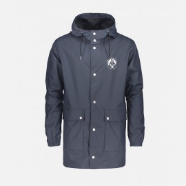 Harbour Rain Jacket Navy