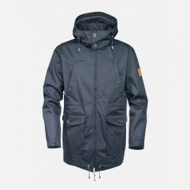 Fishtail Jacket Navy