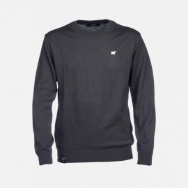 Merino Knit Black