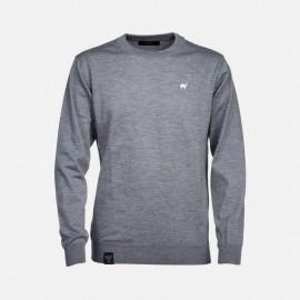 Merino Knit Grey