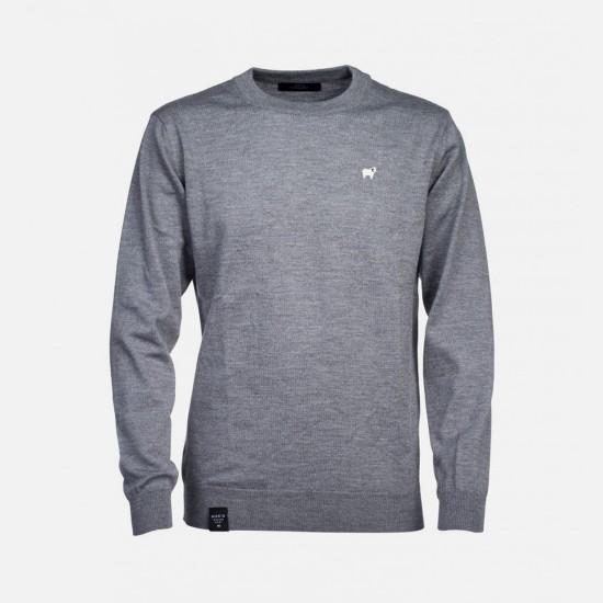 Jersey Merino Grey