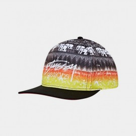 Tom Tom Fade Cap Black