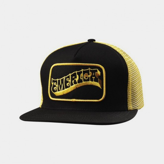 Still Rollin' Trucker Hat Black