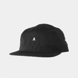 Lockstep Camp Hat Black