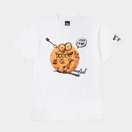 Cookie Tee White