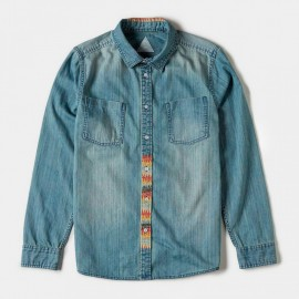 Zefer Denim Shirt