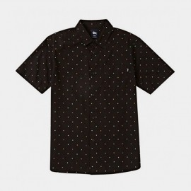 Confetti Shirt Black