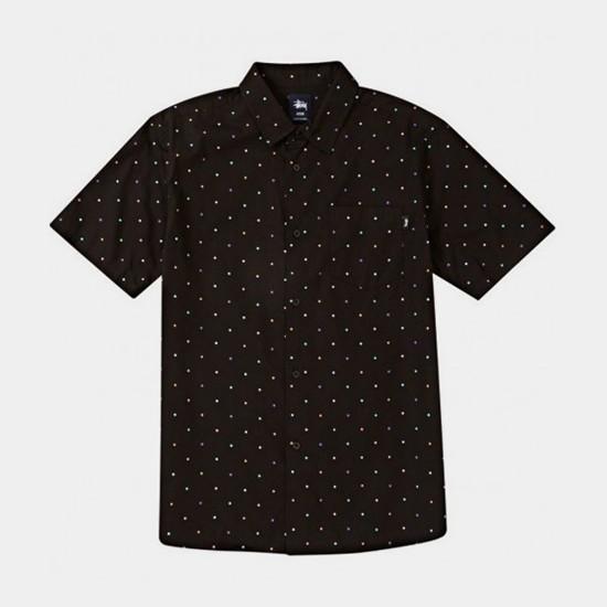 Confetti Shirt Black