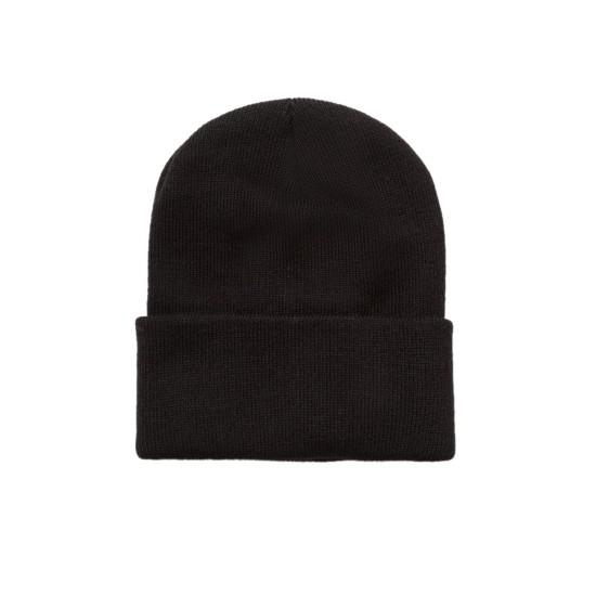 Gorro Stock FA17 Cuff Black