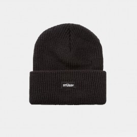 Watch Cap Beanie Black