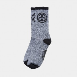 SS Link Socks Black