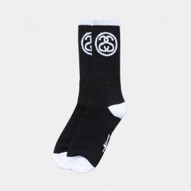 Calcetines SS Link White Black