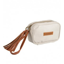 Borla Wallet Ecru Natural