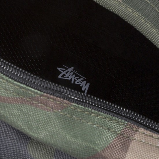 Riñonera Stock Side  Woodland Camo