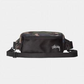 Stock Side Bag Woodland Camo