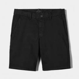 Davis Slim Short Black Grey