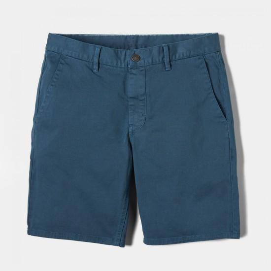 Davis Slim Short Pacific Blue