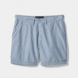 Business Class Short Oxford Blue